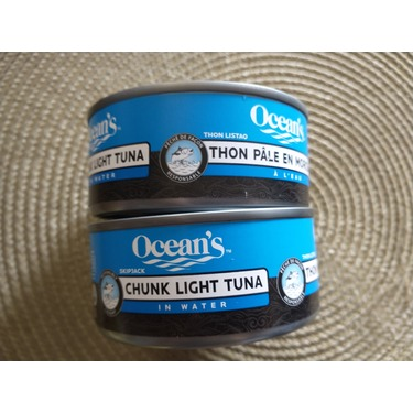 Oceans chunk light tuna