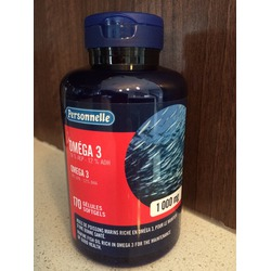 Personnelle Omega 3   1000mg