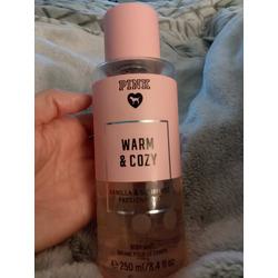 Victoria's Secret Pink with a Splash in Warm & Cozy