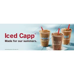 Tim Hortons Mocha Iced Cappuccino