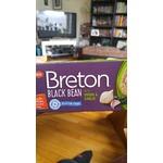 Dare Breton Gluten Free Black Bean with Onion & Garlic Crackers