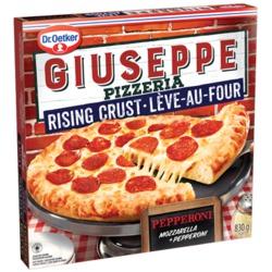 Dr. Oetker Giuseppe Rising Crust Pepperoni Pizza