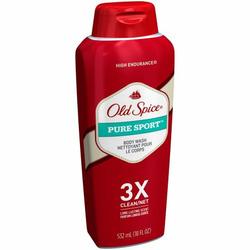 Old spice pure sport body wash