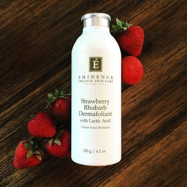 Eminence Strawberry Rhubarb Dermafoliant