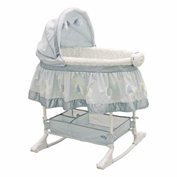 Baby I Love You Bassinet