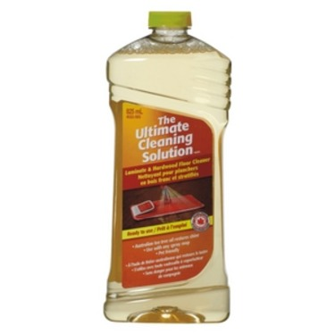 The Ultimate Laminate and Hardwood Cleaner