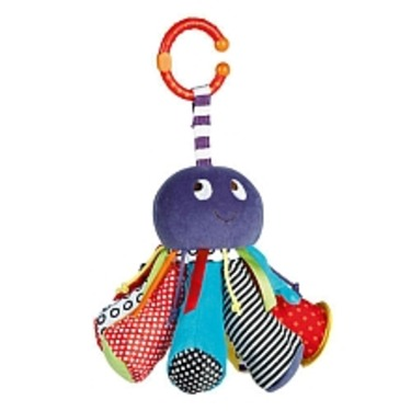 Mamas & Papas Baby Play Dangly Octopus