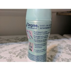 Degree® Women MotionSense Sheer Powder Dry Spray Antiperspirant