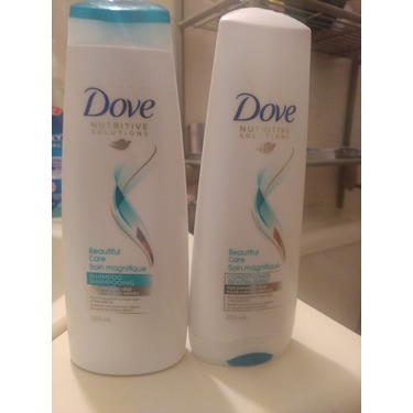 Dove Nutritive Solutions Beautiful Care Shampoo