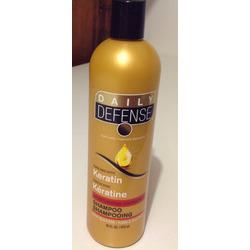 Daily Defense Keratin shampoo 32 ounces.