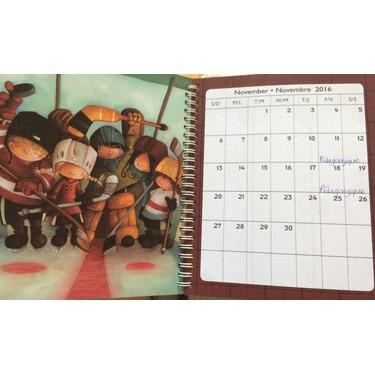 Agenda scolaire Ketto