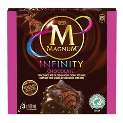 Magnum Infinity Ice Cream Bars
