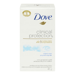 Dove® Clinical Protection Original Clean Antiperspirant