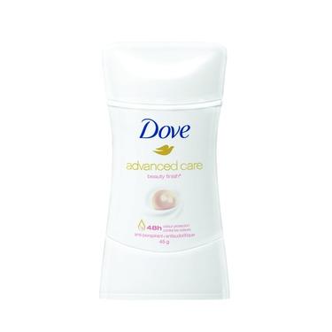 Dove® Advanced Care Antiperspirant Stick Beauty Finish