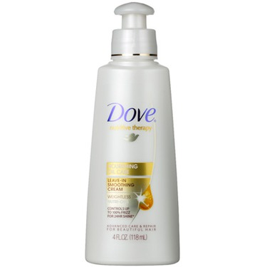 Dove® Nutritive Therapy Nourishing Oil Care Leave-In Smoothing Cream