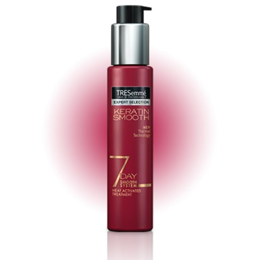 TRESemmé® Keratin Smooth System Heat Activated Treatment