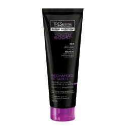TRESemmé® Youth Boost Recharges Shampoo