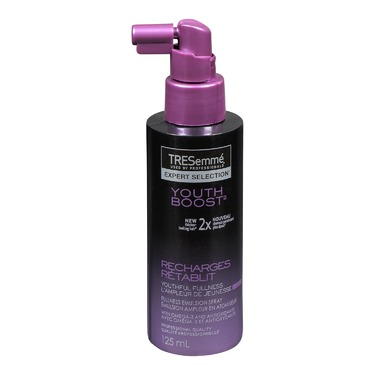 TRESemmé® Youth Boost Recharges Emulsifier