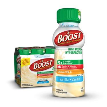 BOOST® High Protein - Vanilla