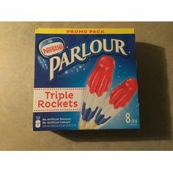 Nestle parlour triple rockets