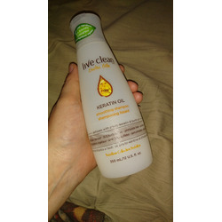 Live Clean Keratin Oil Smoothing Shampoo
