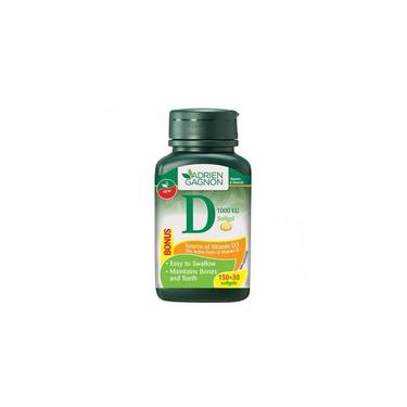 Adrien Gagnon Softgel Vitamin D