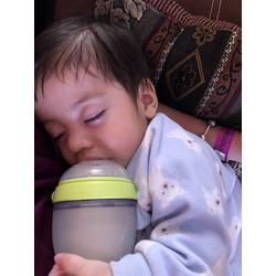 Comotomo Silicone Baby Bottle
