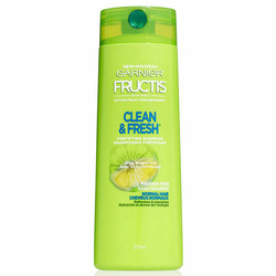 Garner fructis clean &fresh;shampoo