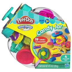 Play doh sweet shoppe candy jar
