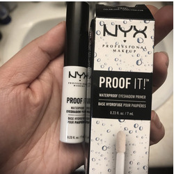 NYX Proof It! Waterproof Eye Shadow Primer