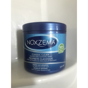 Noxzema classic clean original deep cleansing cream