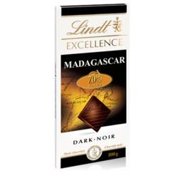 Lindt Excellence Madagascar 70%