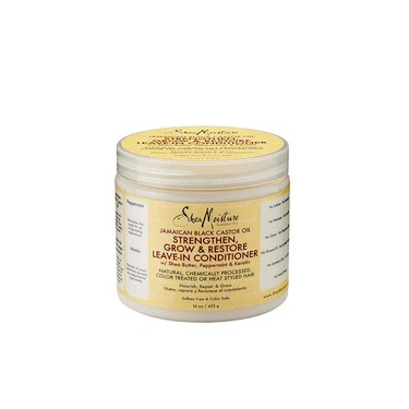 Shea moisture Jamaican Black castor oil leave in conditoner