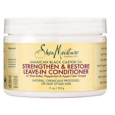 Shea moisture Jamaican Black castor oil leave in conditoner