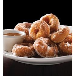 Shake 'n share mini donuts from Montanas
