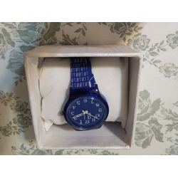 MACOON Wrist Watch - Blue Digital Computer Style