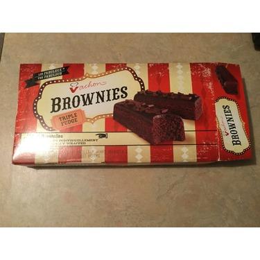Vachon brownies triple fudge