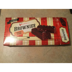 Vachon brownies triple fudge