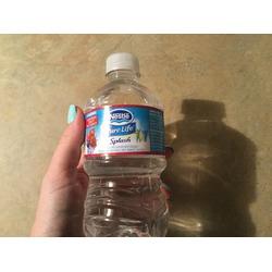 Nestle pure life cherry berry water