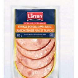 Larsen smoked boneless ham slices