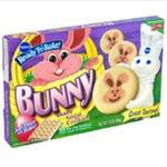 Pillsbury ready to bake bunny cookies