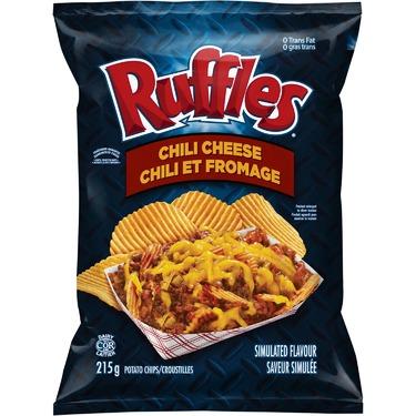 Ruffles Chili Cheese Chips