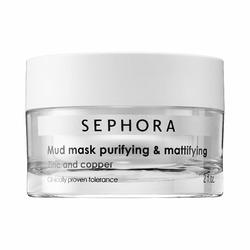 Sephora Mud Mask Purifying and Mattifying