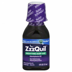 Zzzquil nighttime sleep aid