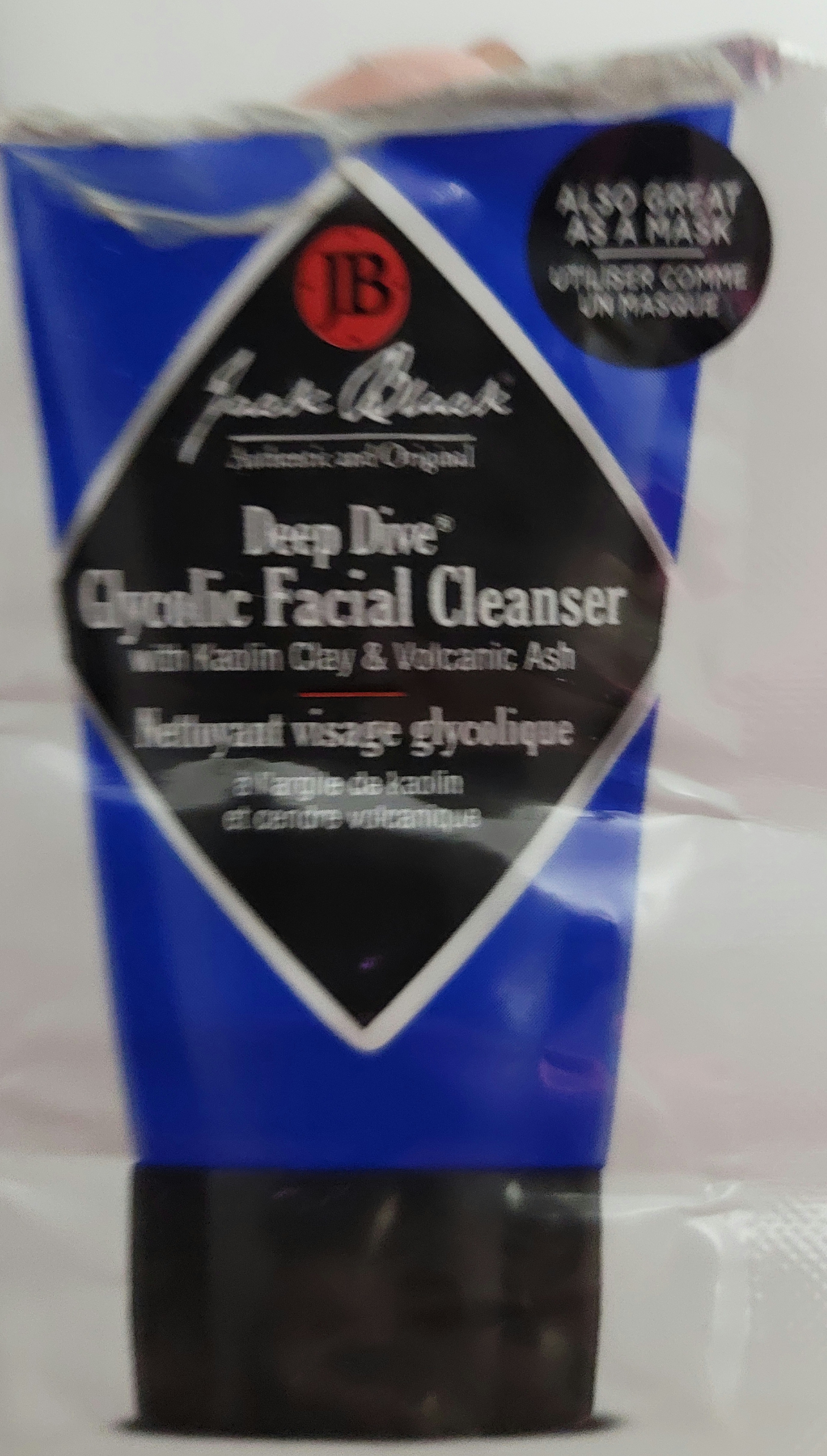 jack black facial cleanser