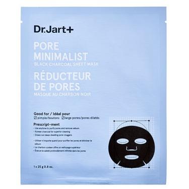 Dr. Jart+ Pore Minimalist - Black Charcoal Sheet Mask