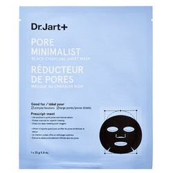 Dr. Jart+ Pore Minimalist - Black Charcoal Sheet Mask