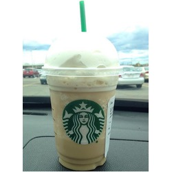 Starbucks Hazelnut Frappucino