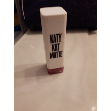 Covergirl Katy Kat Matte Lipstick in Kitty Purry