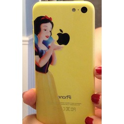 iPhone 5c Snow White Decal